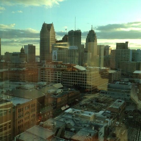 Foto scattata a Greektown Casino-Hotel da Dennis M. il 3/9/2012