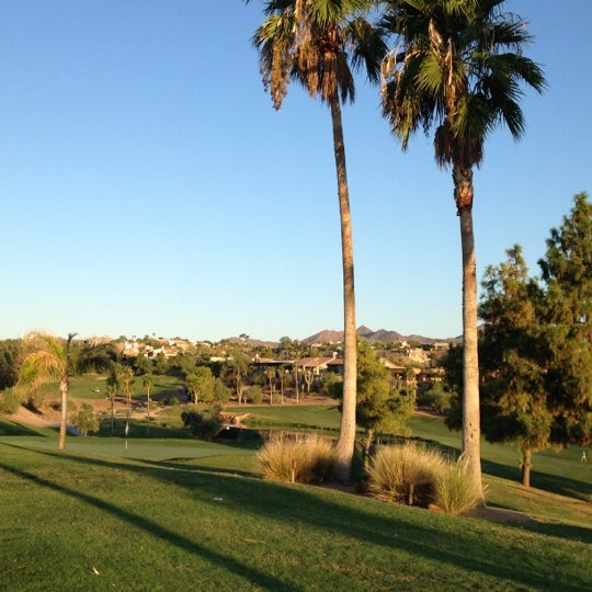 Das Foto wurde bei Desert Canyon Golf Club von Mark Y. am 8/26/2012 aufgenommen