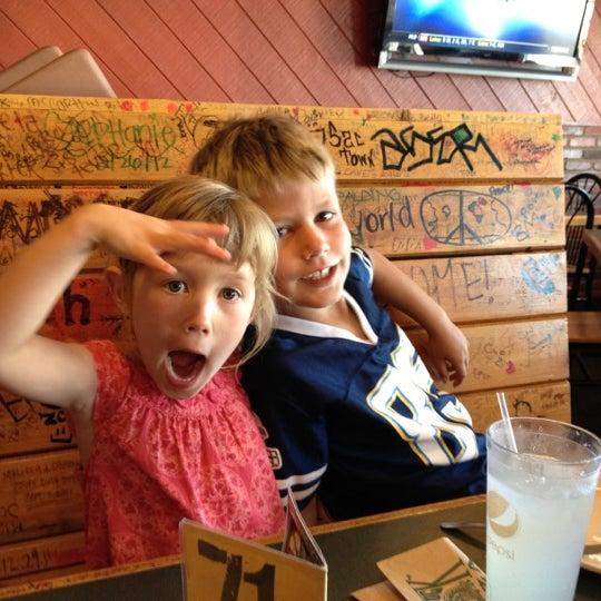 7/1/2012にBrian D.がWoodstock's Pizzaで撮った写真