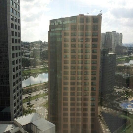 Foto scattata a Sheraton São Paulo WTC Hotel da Jorge L. il 6/16/2012