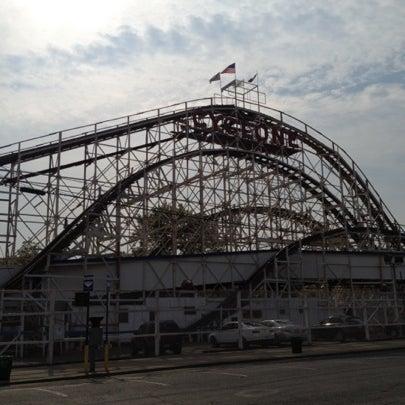 Foto tomada en The Cyclone por CanD-Ice B. el 8/23/2012