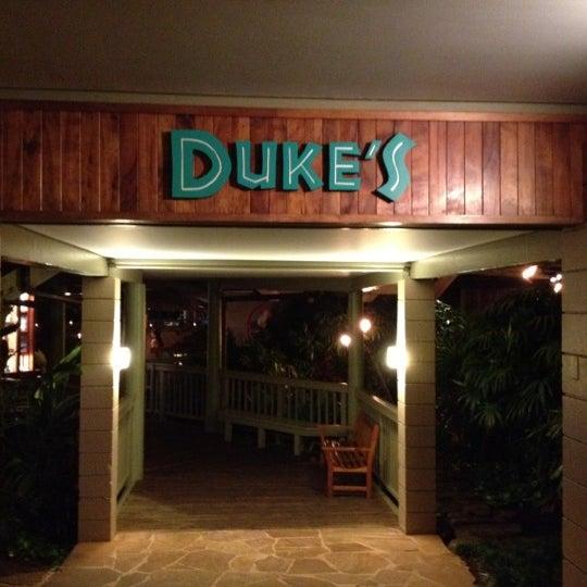 7/20/2012에 Brent S.님이 Duke's Kauai에서 찍은 사진