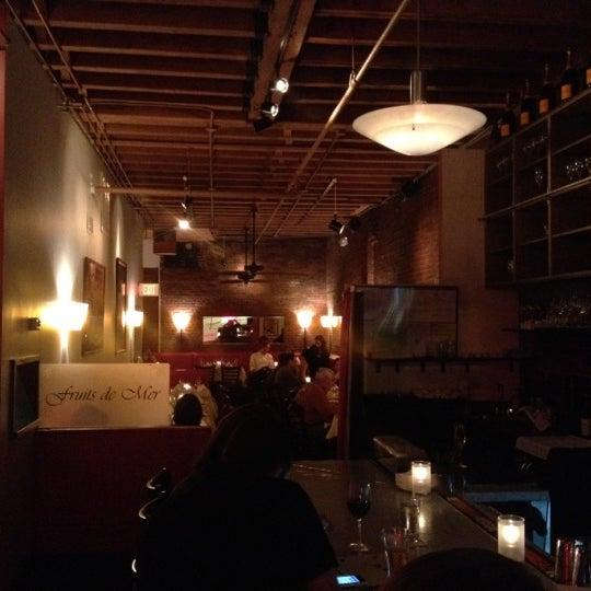 9/1/2012にEvan C.がLes Zygomates Wine Bar Bistroで撮った写真
