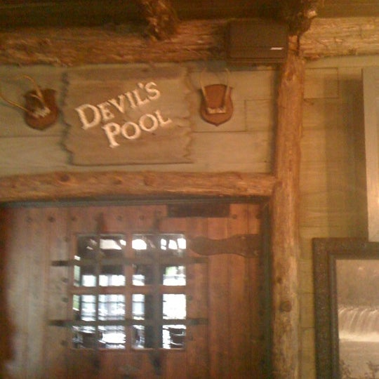Photo Taken At Devil39s Pool Restaurant By Patty On