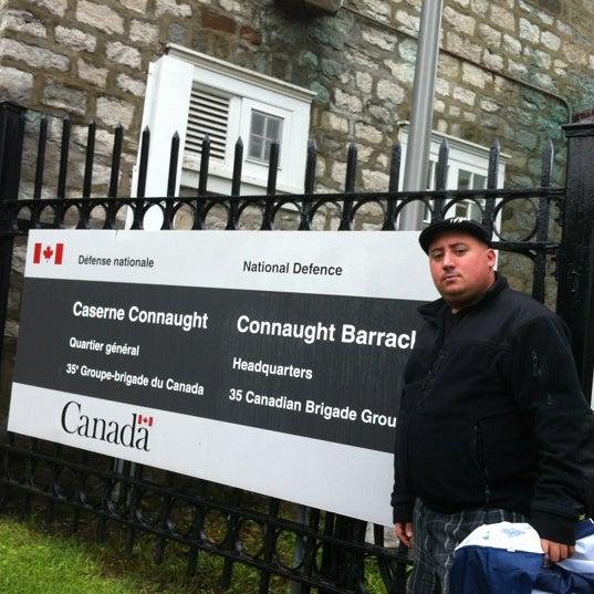 Photo prise au Citadelle de Québec par Korey K. le6/27/2012