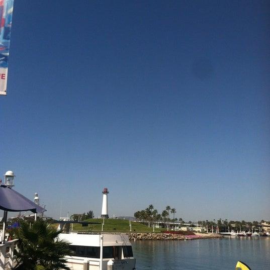 Снимок сделан в Parkers' Lighthouse пользователем Shawn W. 4/7/2012