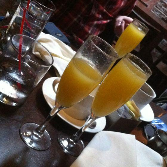 Great staff. Chill vibe. Nice space. Excellent brunch. (3 of 4 petals via Fondu)