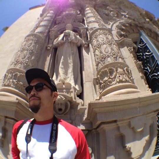 Foto scattata a San Diego Museum of Man da Warren S. il 9/4/2012