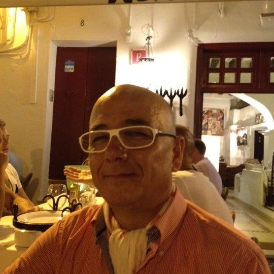 8/18/2012にTurgay O.がRestaurante El Olivoで撮った写真