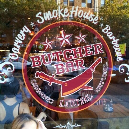 Photo prise au Butcher Bar par David E. le8/18/2012