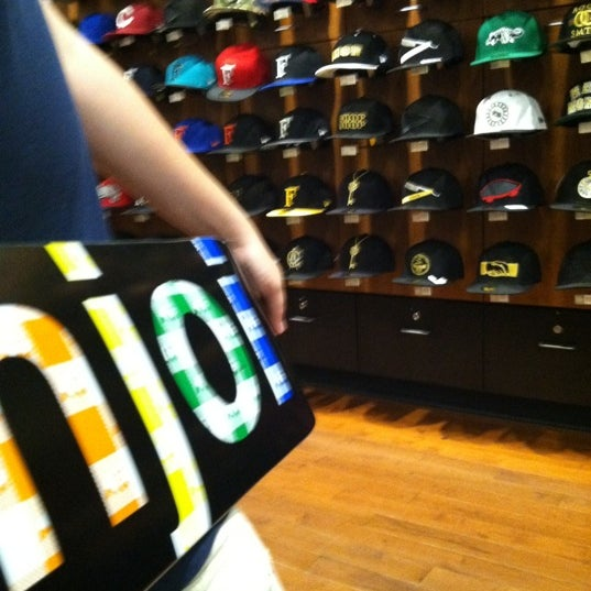 New Era Flagship Store: New York (Now Closed) - NoHo - 19 tips