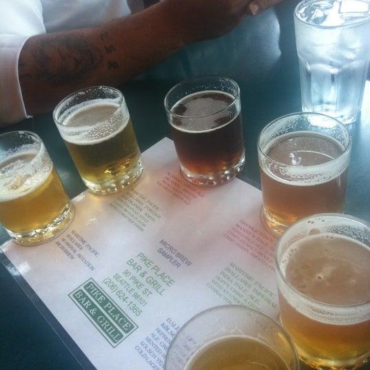 Das Foto wurde bei Pike Brewing Company von Kristofer M. am 8/4/2011 aufgenommen