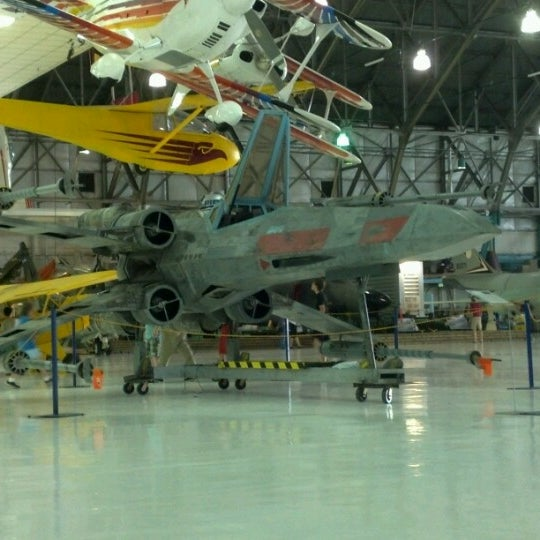 6/20/2012にClay D.がWings Over the Rockies Air & Space Museumで撮った写真