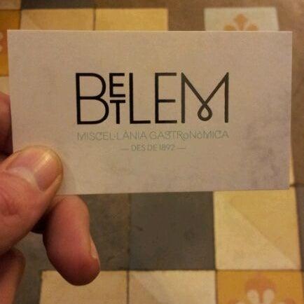 12/21/2011 tarihinde Angel O.ziyaretçi tarafından Betlem Miscelánea Gastronómica'de çekilen fotoğraf