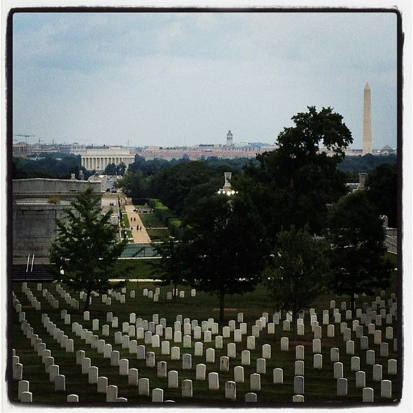Photo prise au Arlington National Cemetery par Nicole N. le8/11/2012