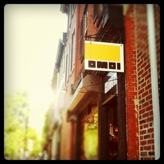 Foto tirada no(a) Omoi Zakka Shop Rittenhouse por Erin R. em 5/17/2011