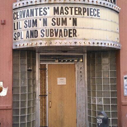Das Foto wurde bei Cervantes' Masterpiece Ballroom & Cervantes' Other Side von Jason K. am 5/27/2011 aufgenommen