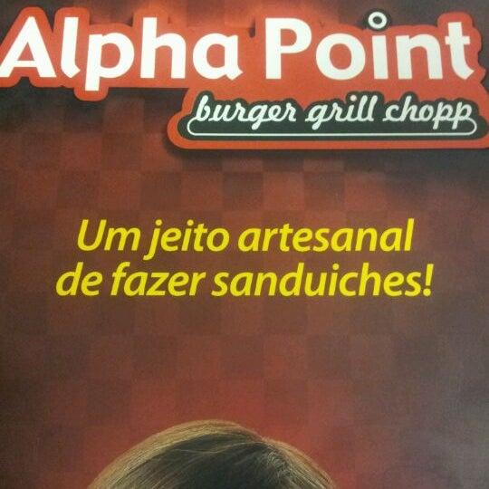 Foto tirada no(a) Alpha Point por Amanda R. em 5/3/2012