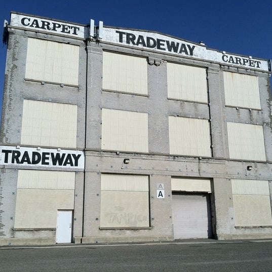The Place To Go For Carpet And Vinyl Say O Joe Conwill Once