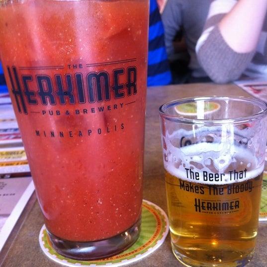 4/3/2011에 Tanya P.님이 The Herkimer Pub & Brewery에서 찍은 사진