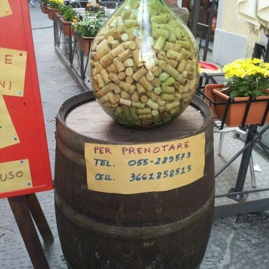 Foto tomada en Trattoria Pallottino por Domenico U. el 10/31/2011