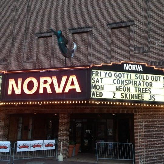 5/11/2012にJim K.がThe NorVaで撮った写真