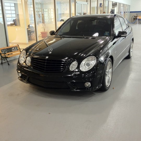 Mercedes Benz Of Morristown >> Photos At Mercedes Benz Of Morristown Service Center Auto