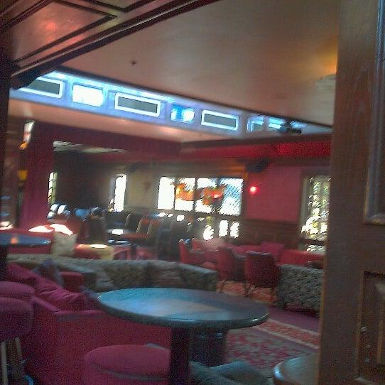 Red Room: Downtown Santa Cruz