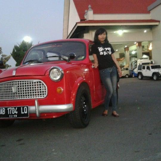 Das Foto wurde bei Jogja Expo Center (JEC) von Duwii C. am 6/24/2012 aufgenommen