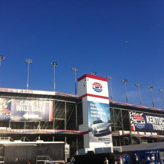 6/28/2012にDJ F.がKentucky Speedwayで撮った写真