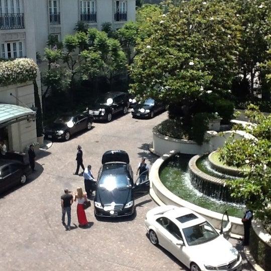 6/20/2012にDan-i-erがThe Peninsula Beverly Hillsで撮った写真