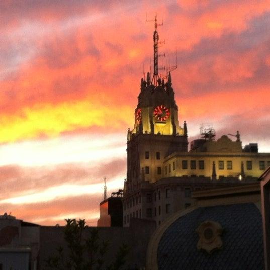 Foto scattata a Hotel de las Letras da Irene A. il 8/30/2012