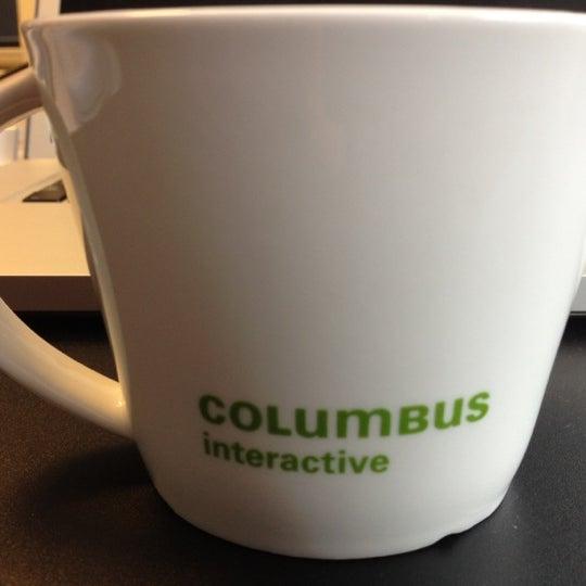 Das Foto wurde bei Columbus Interactive GmbH von Paul B. am 2/13/2012 aufgenommen