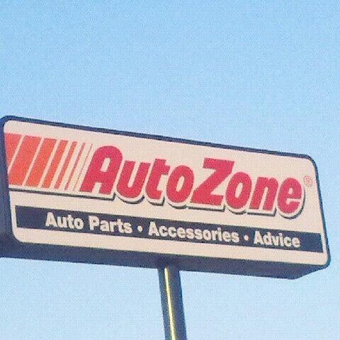 Autozone Mexico Logo