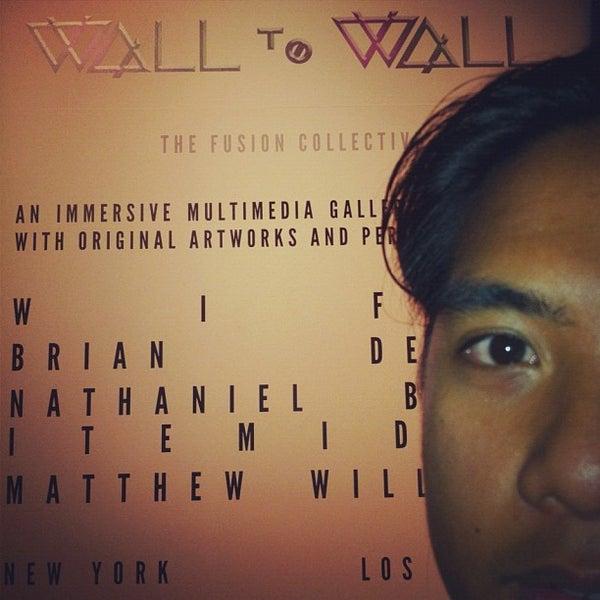 8/22/2012にFrancis V.がEyebeam Art + Technology Centerで撮った写真