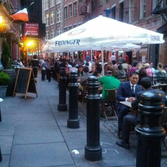 6/20/2012 tarihinde Richard C.ziyaretçi tarafından The Dubliner'de çekilen fotoğraf
