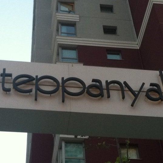 Das Foto wurde bei Teppanyaki Alaturka von Emine K. am 8/8/2012 aufgenommen