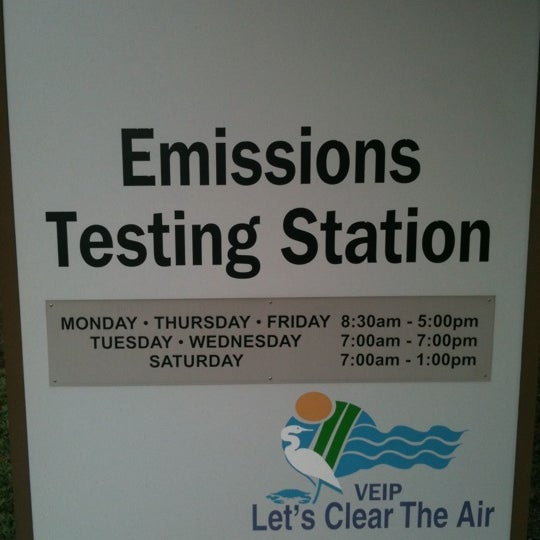 Vehicle Emissions Inspection Program Veip Station 9 Tips From 675 Visitors