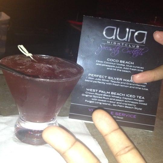 Aura Nightclub Downtown West Palm
