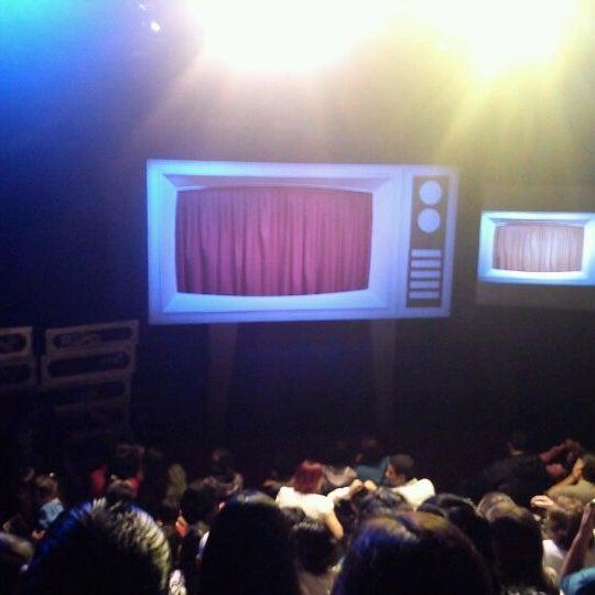 รูปภาพถ่ายที่ Foro Shakespeare โดย Miguel Angel C. เมื่อ 2/19/2012