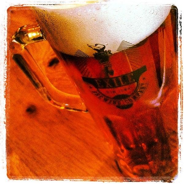 Das Foto wurde bei Exile Brewing Co. von Andrew C. am 9/13/2012 aufgenommen
