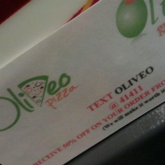 1/10/2012にMike D.がOliveo Grillで撮った写真