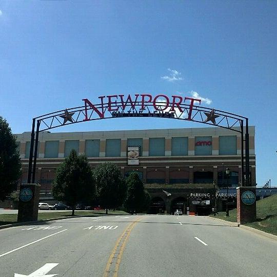 Newport on the Levee - 1 Levee Way