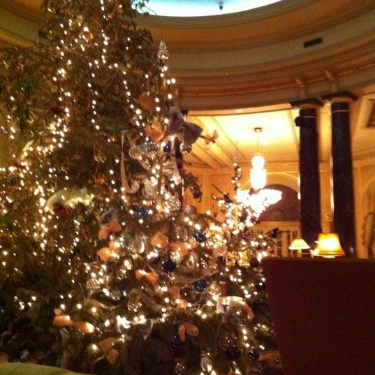 Foto tirada no(a) El Palace Hotel Barcelona por Manuel D. em 12/26/2011