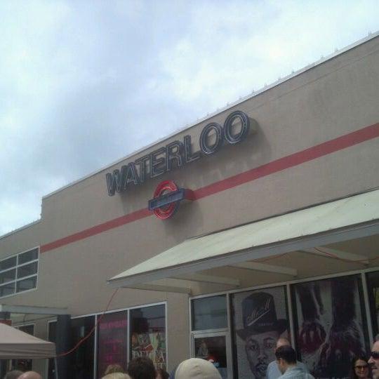 3/15/2012にSteve M.がWaterloo Recordsで撮った写真