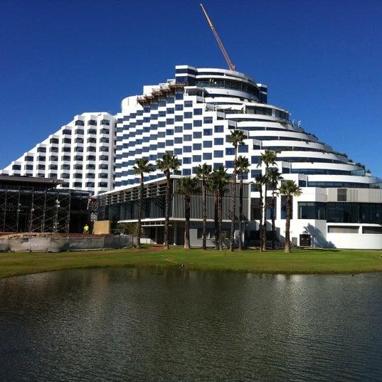 Perth Casino Parking