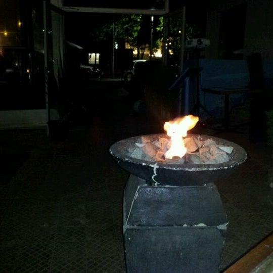 10/20/2011 tarihinde J. Alberto P.ziyaretçi tarafından Terraza Isidora Beach Club'de çekilen fotoğraf