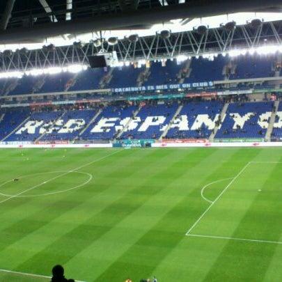 Foto diambil di RCDE Stadium oleh Hiroyuki B. pada 1/8/2012
