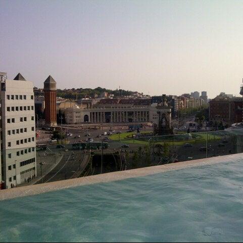 8/21/2012에 Fabio N.님이 Piscina B-Hotel에서 찍은 사진
