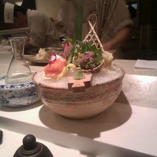 Photo prise au Sushi Zen par Ilya T. le12/20/2011